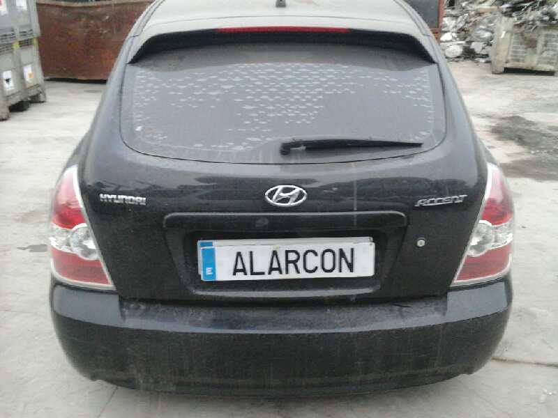 2008 Hyundai Accent Blower Motor