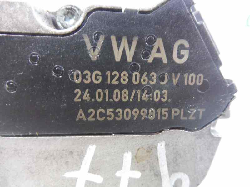 drosselklappe audi a4 avant (8ed, b7) 2.0 tdi quattro 1948323