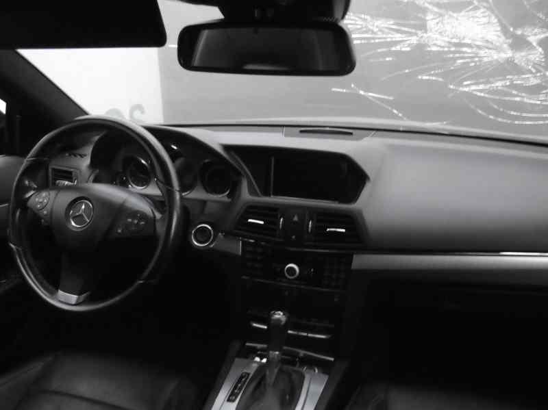 mercedes e class coupe manual