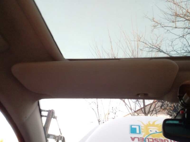 Left Sun Visor PEUGEOT 207 (WA  b26ac553124