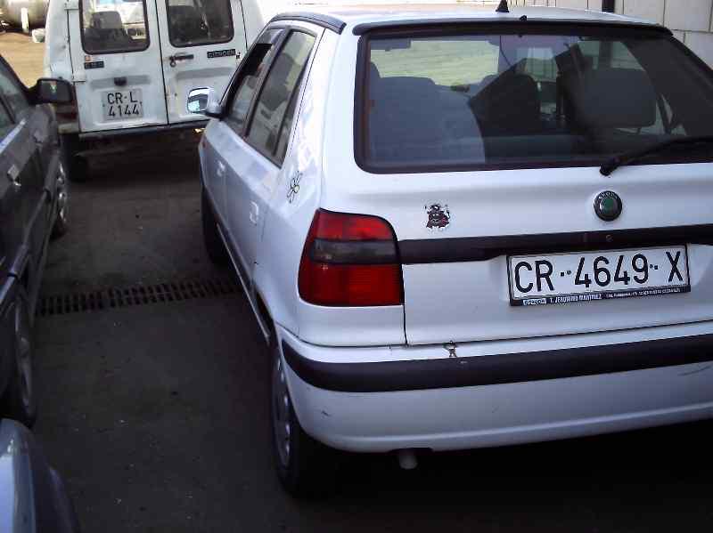front left steering knuckle skoda, felicia i pickup (6uf, 6u7) 1 9 d