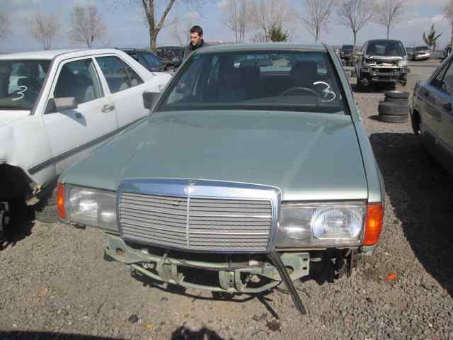Driveshaft Mercedes Benz 190 W201 D 2 5 201 126 B Parts