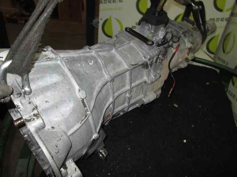 manual gearbox isuzu, trooper i (ubs) 2 8 td (ubs55)(5