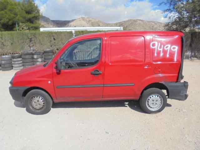 Ac Radiator Fiat Doblo Cargo 223 19 Jtd 82261