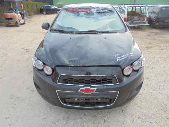 Manual Gearbox Chevrolet Aveo Hatchback T300 14 93631