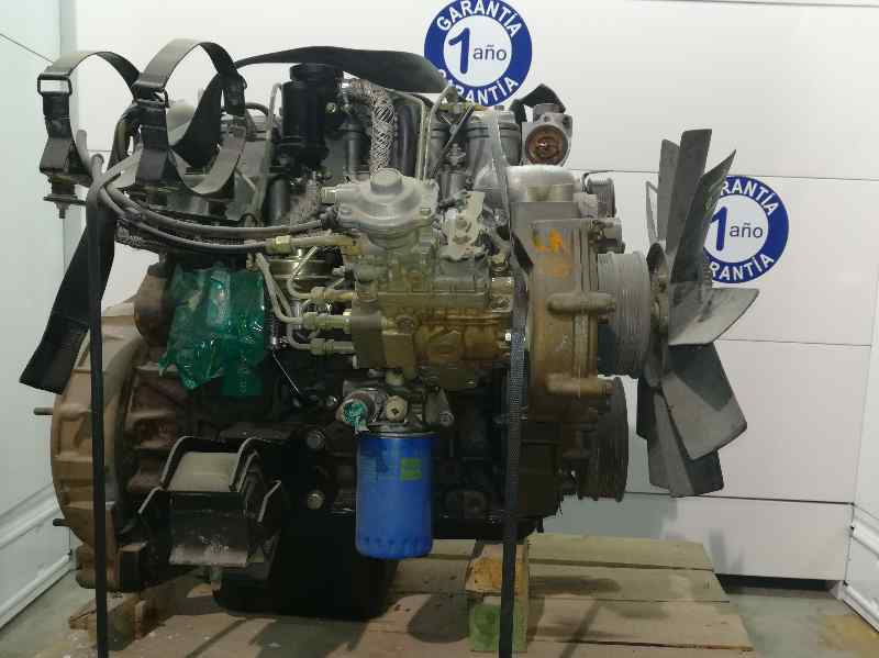 Engine Land Rover Defender Station Wagon L316 25 Tdi 4x4 L316