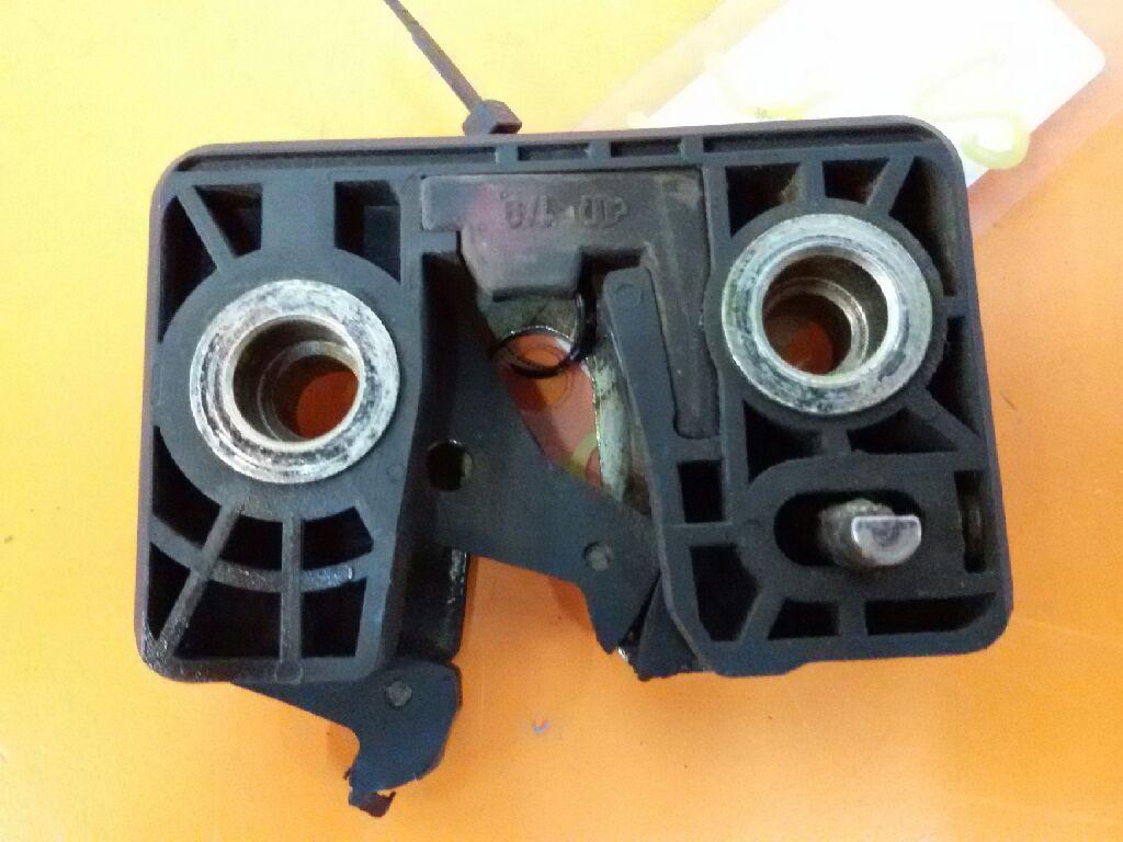 Rear Left Lock Skoda Felicia Ii 6u1 19 D 839909 Fuse Box 6u0837013 D5 Doors