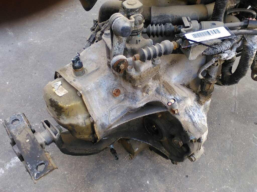 Manual Gearbox Daewoo Matiz Klya 08 840346 085 Doors 52hp