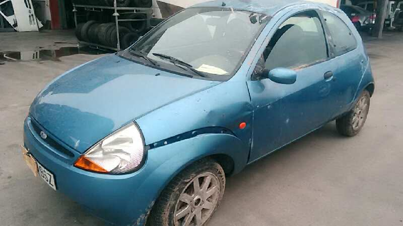 Rear Bumper  Ford Ka Rb_   I Doors