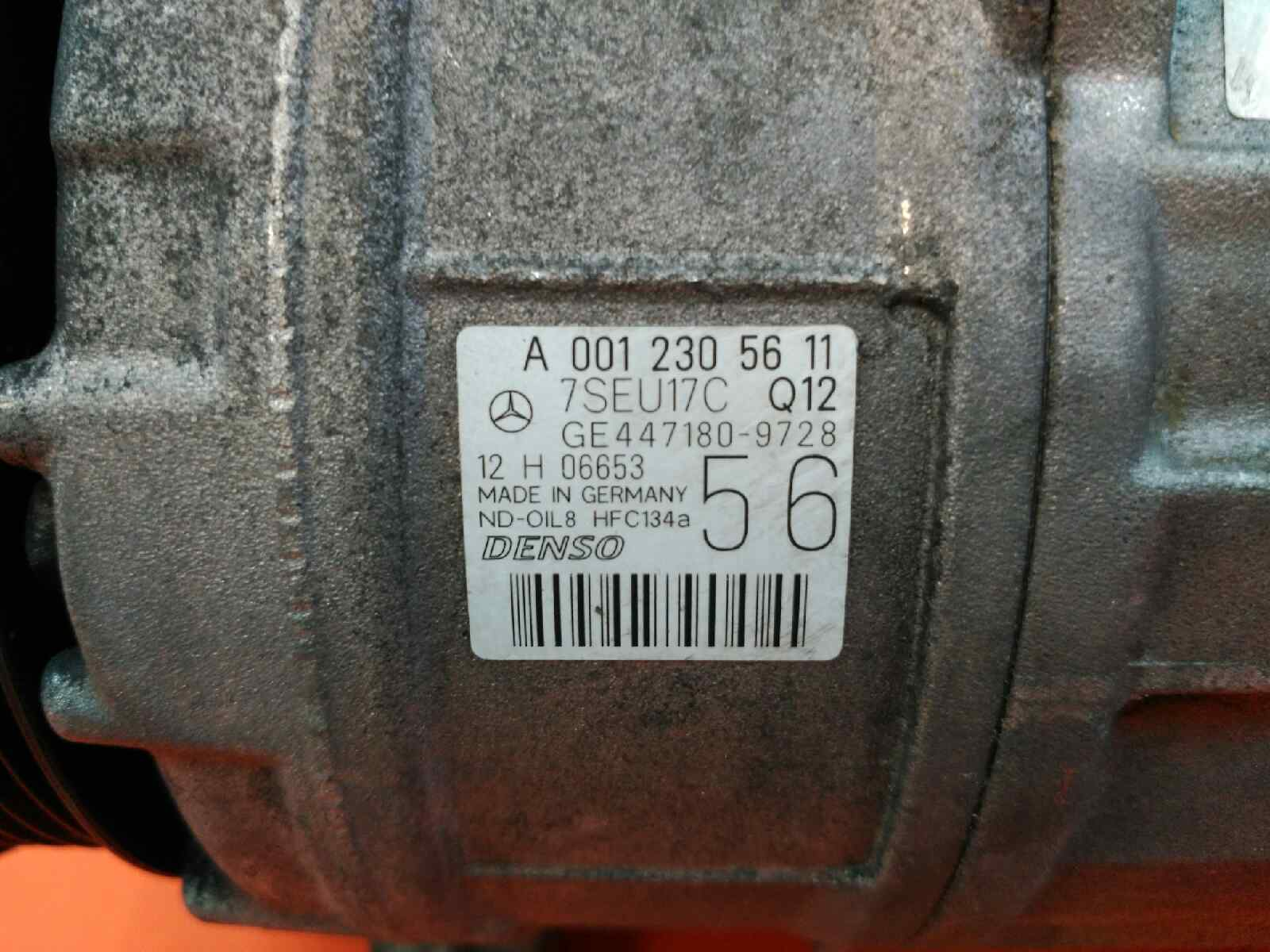 Ac Compressor Mercedes Benz C Class Coupe Cl203 220 Cdi 203708 Kompresor Mercy A150 Denso A0012305611