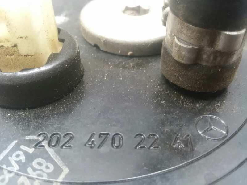 Fuel Pump MERCEDES-BENZ C-CLASS (W202) C 180 (202 018