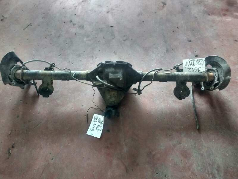 Rear Axle CHEVROLET TRAILBLAZER (KC_) 4 2 AWD | B-Parts