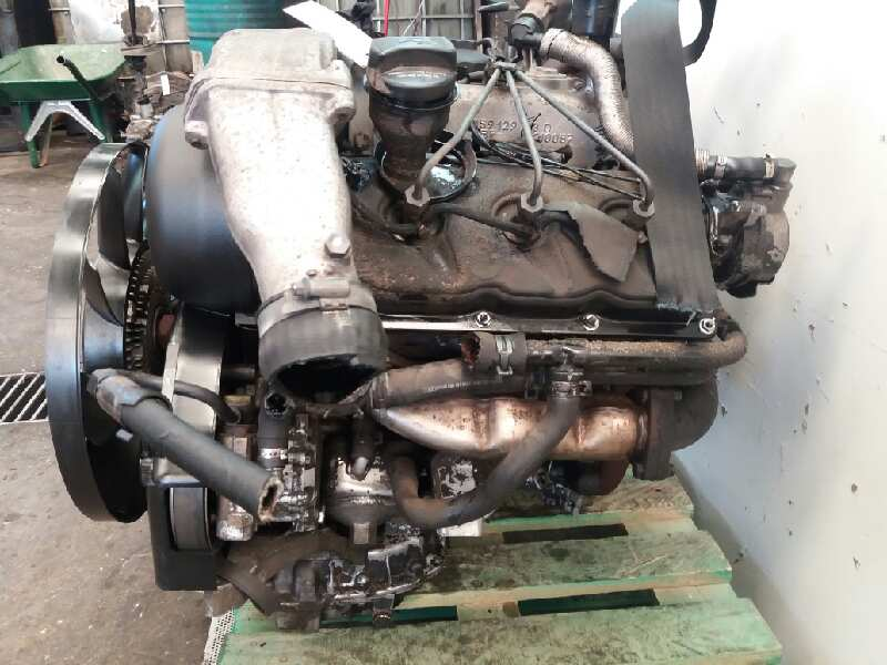 Engine Audi A6 4b2 C5 25 Tdi B Parts