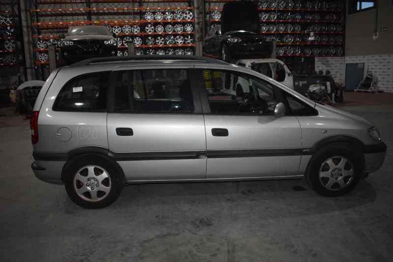Manual Gearbox Opel Zafira A Mpv T98 20 Dti 16v F75 781698