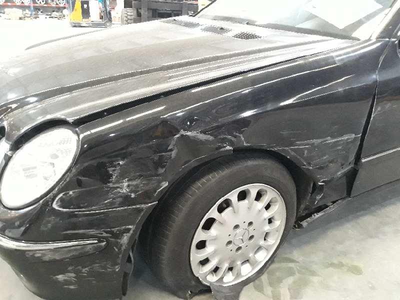 Right Rear Door Mercedes