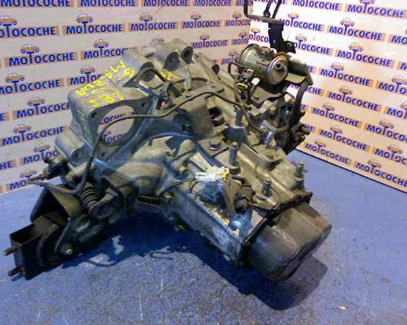 manual gearbox mazda mx 3 ec 82801 rh b parts com mazda mx3 automatic transmission Nissan Manual Transmission Diagram