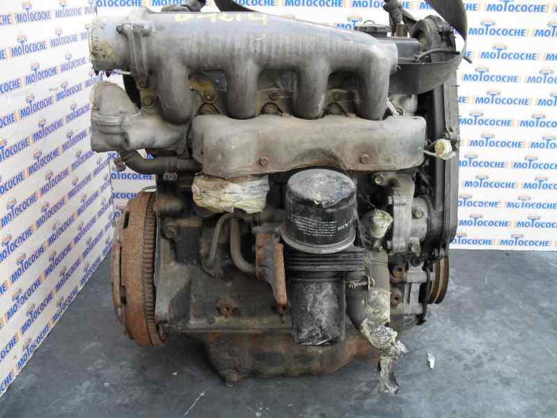 Engine Mazda 626 Ii  Gc  2 0 D