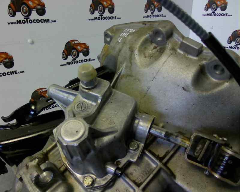 manual gearbox opel astra f 56 57 1 6 i 16v 84722 rh b parts com Opel Astra G 2002 Opel Astra 2006