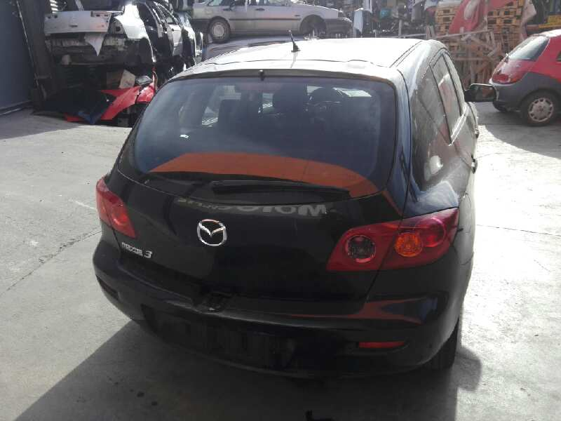 2004 Mazda 3 Tail Light
