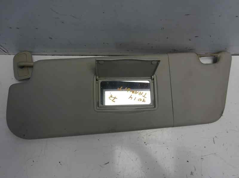 Left Sun Visor FORD TOURNEO CUSTOM Bus 2.0 TDCi  1ce8ce99ac6
