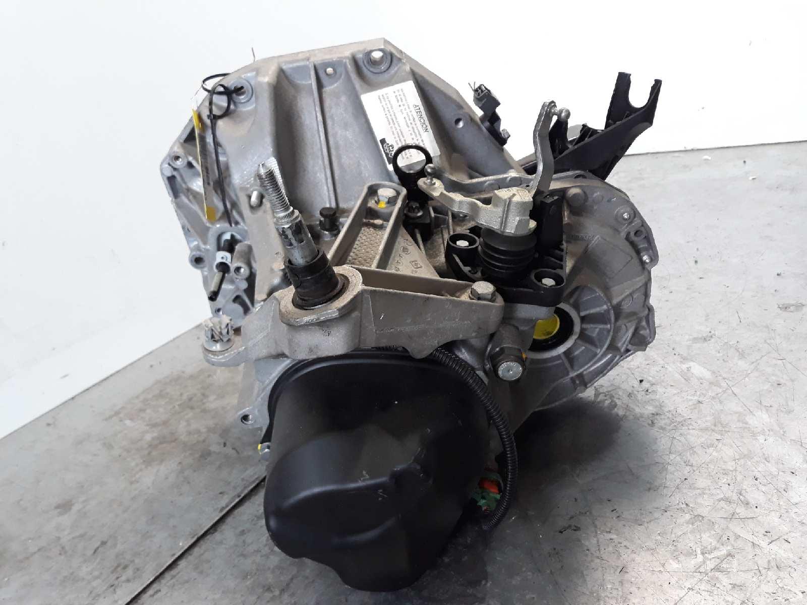 Manual Gearbox JR51244390144 RENAULT, CLIO III (BR0/1, CR0/1)