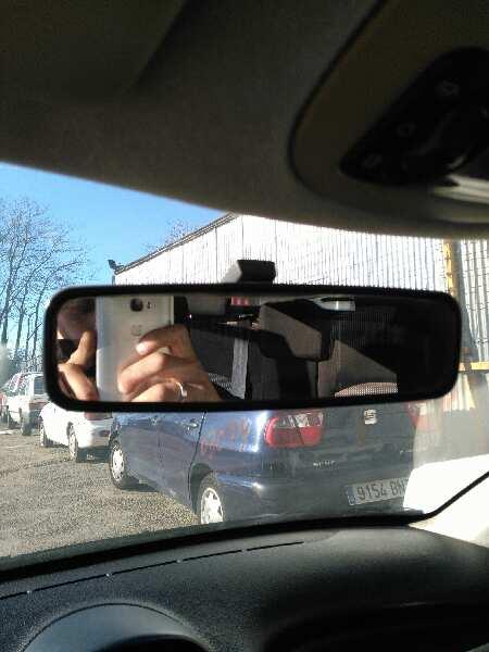 rear view mirror peugeot 206 hatchback 2a c 1 4 hdi b parts. Black Bedroom Furniture Sets. Home Design Ideas