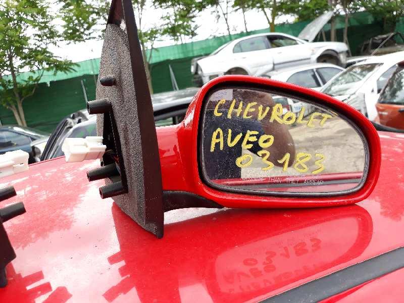 Right Door Mirror Chevrolet Aveo Hatchback T250 T255 12 2016552