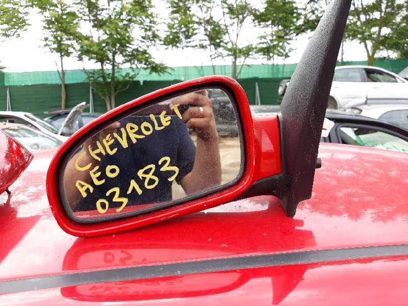 Left Door Mirror Chevrolet Aveo Hatchback T250 T255 12 2016551