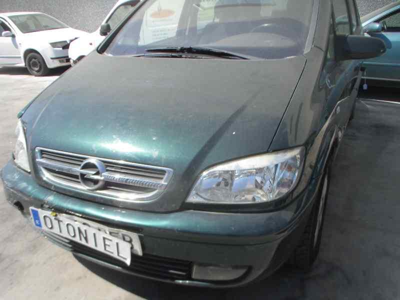 Manual Gearbox Opel Zafira A Mpv T98 20 Dti 16v F75 2422168