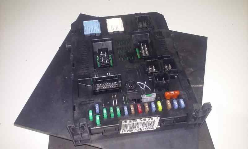 caja reles fusibles citro n c5 ii rc 1 6 hdi rc8hzb b parts. Black Bedroom Furniture Sets. Home Design Ideas