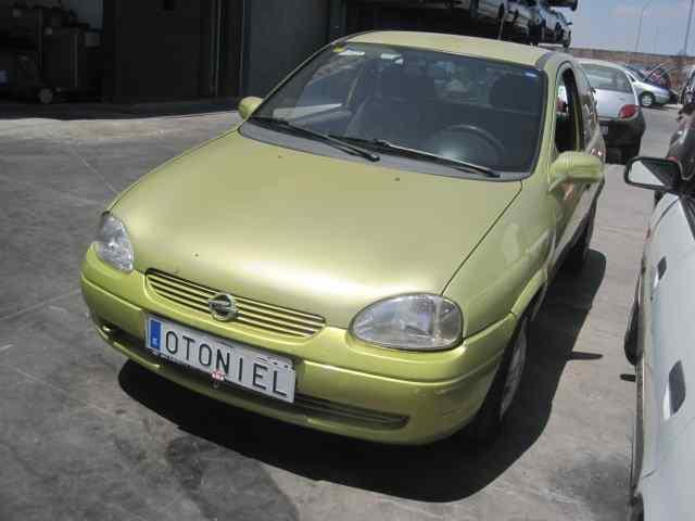 airbags ecu opel corsa b (s93) 1.4 i 16v (f08, f68, m68)   b-parts