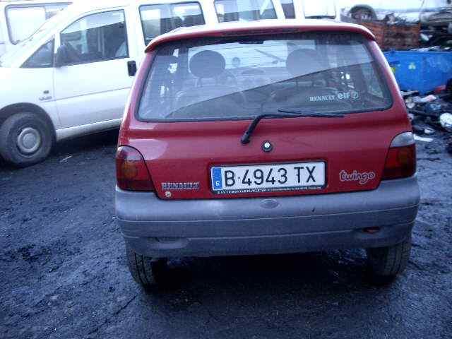 Manual Gearbox Renault Twingo I C06 12 C067 109762