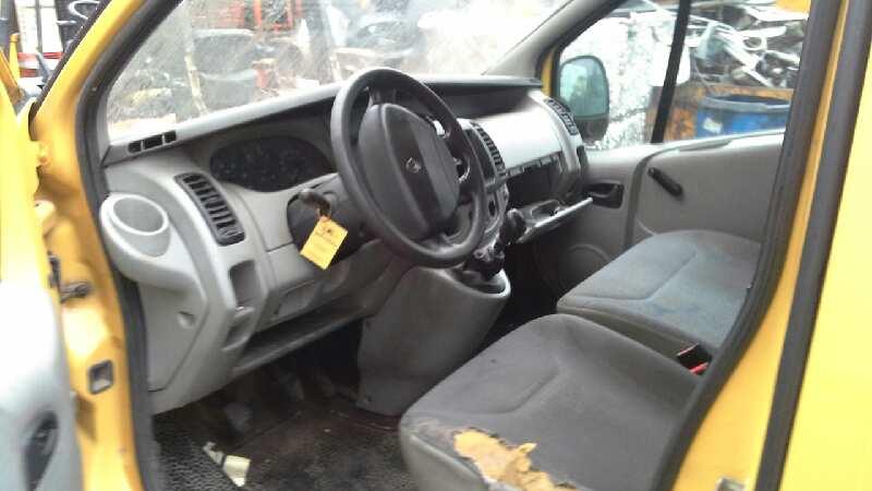 Left Front Driveshaft Renault Trafic Ii Box Fl 1 9 Dci 100 Fl0c
