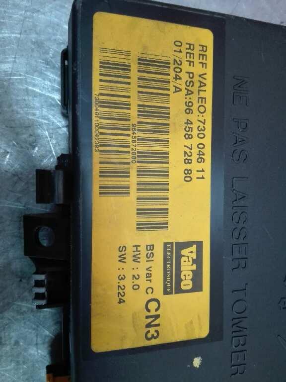 citroen xsara 2 0 hdi fuse box