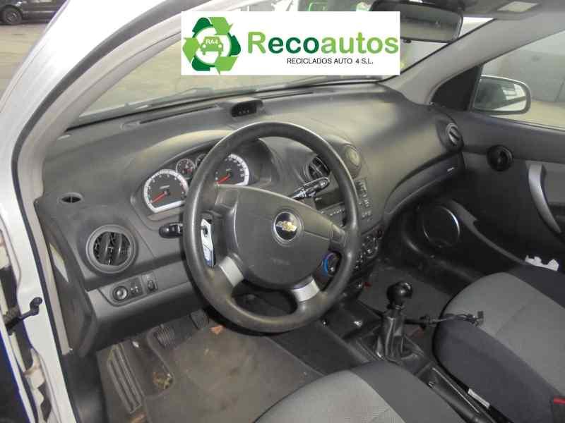 Left Front Door Panel Chevrolet Aveo Saloon T250 T255 14 2064579