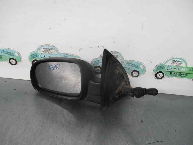 VAUXHALL CORSA C COUPE 2000-2006 DOOR WING MIRROR GLASS HEATED LEFT