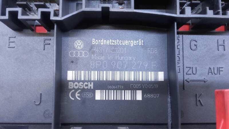fuse box audi, a3 sportback (8pa) 2 0 tdi(5 doors)