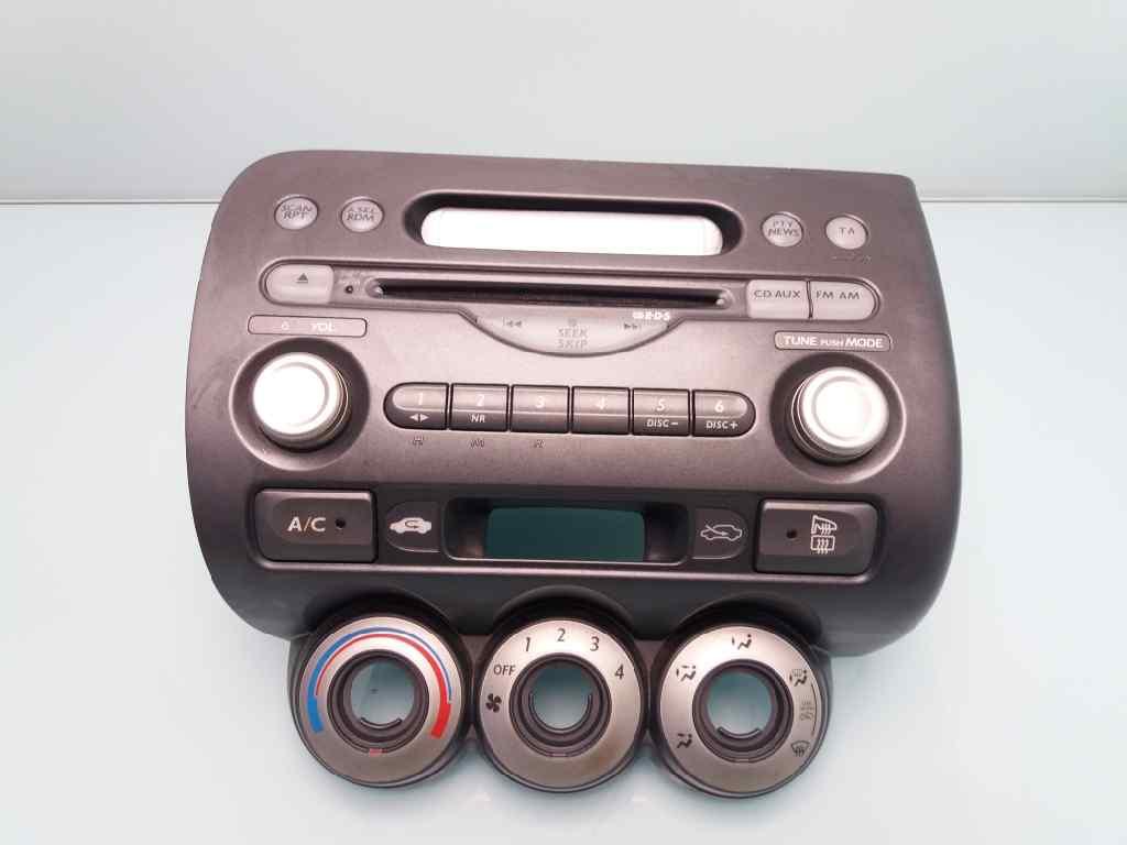 Radio Honda Jazz Ii Gd Ge3 Ge2 12 I Dsi Gd5 Ge2 B Parts