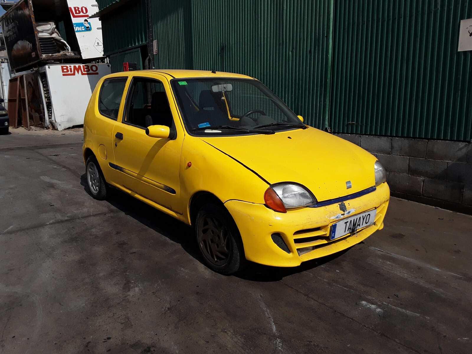 Complete 176B2000 FIAT, SEICENTO / 600 (187_) 1.1 (187AXB, 187AXB1A)