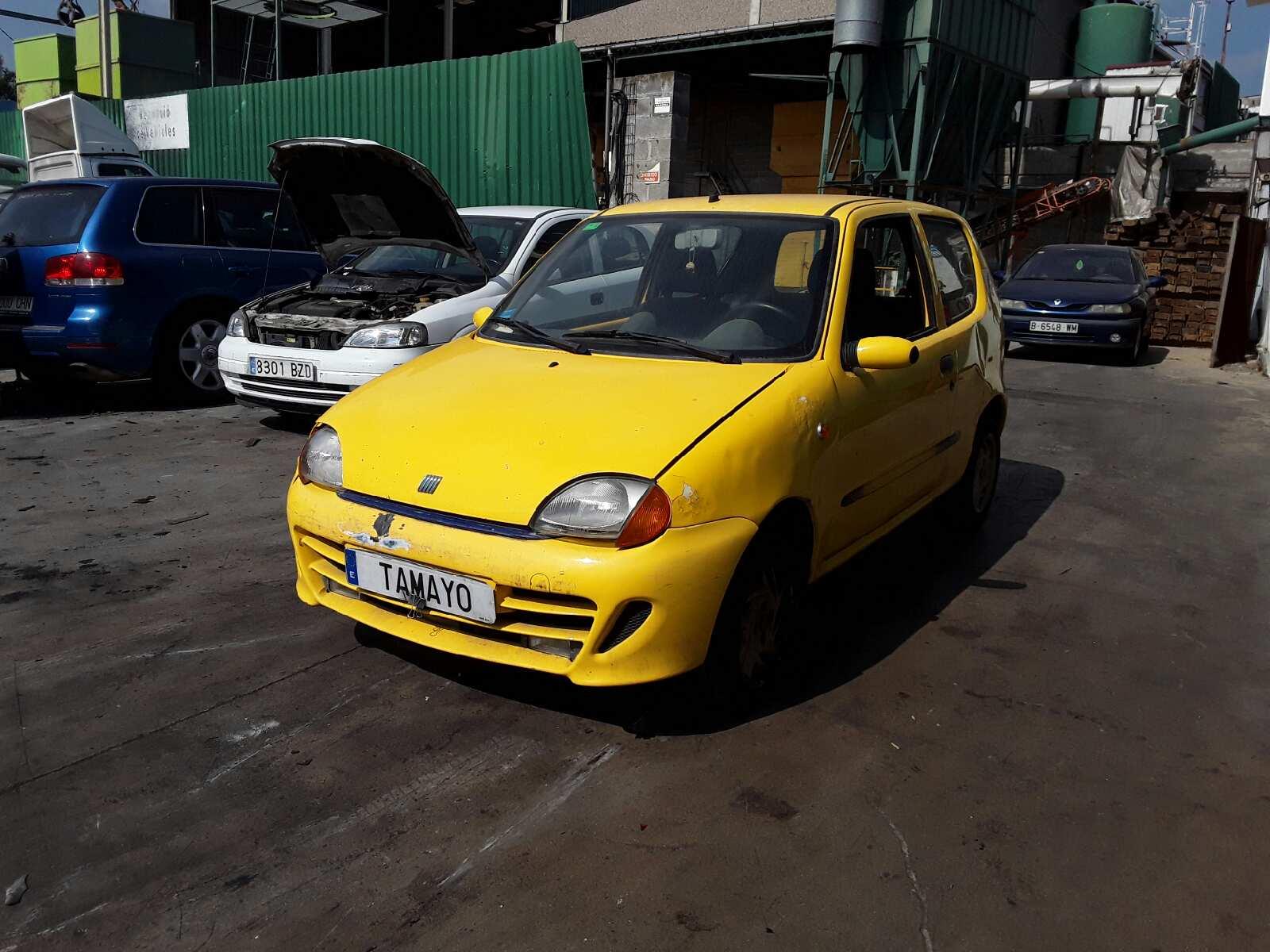 Complete 176B2000 FIAT, SEICENTO / 600 (187_) 1.1 (187AXB, 187AXB1A) ...