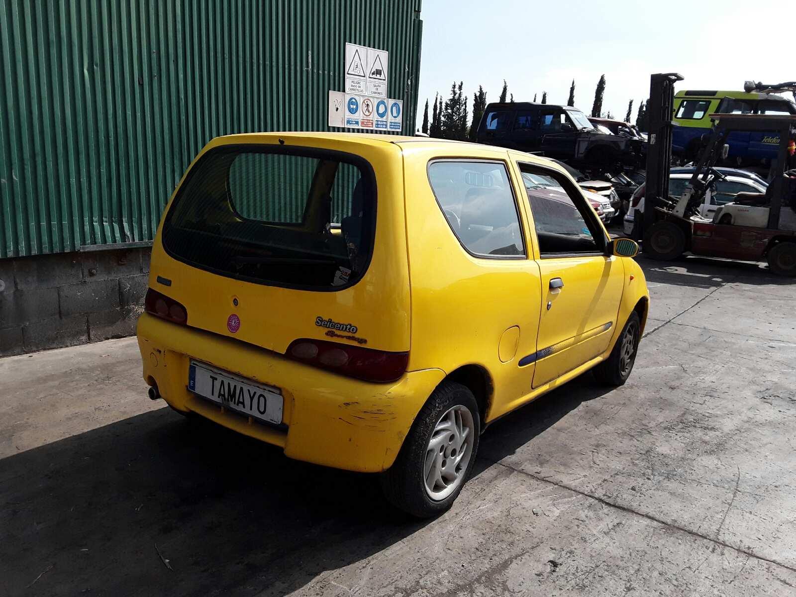 ... Complete 176B2000 FIAT, SEICENTO / 600 (187_) 1.1 (187AXB, 187AXB1A)