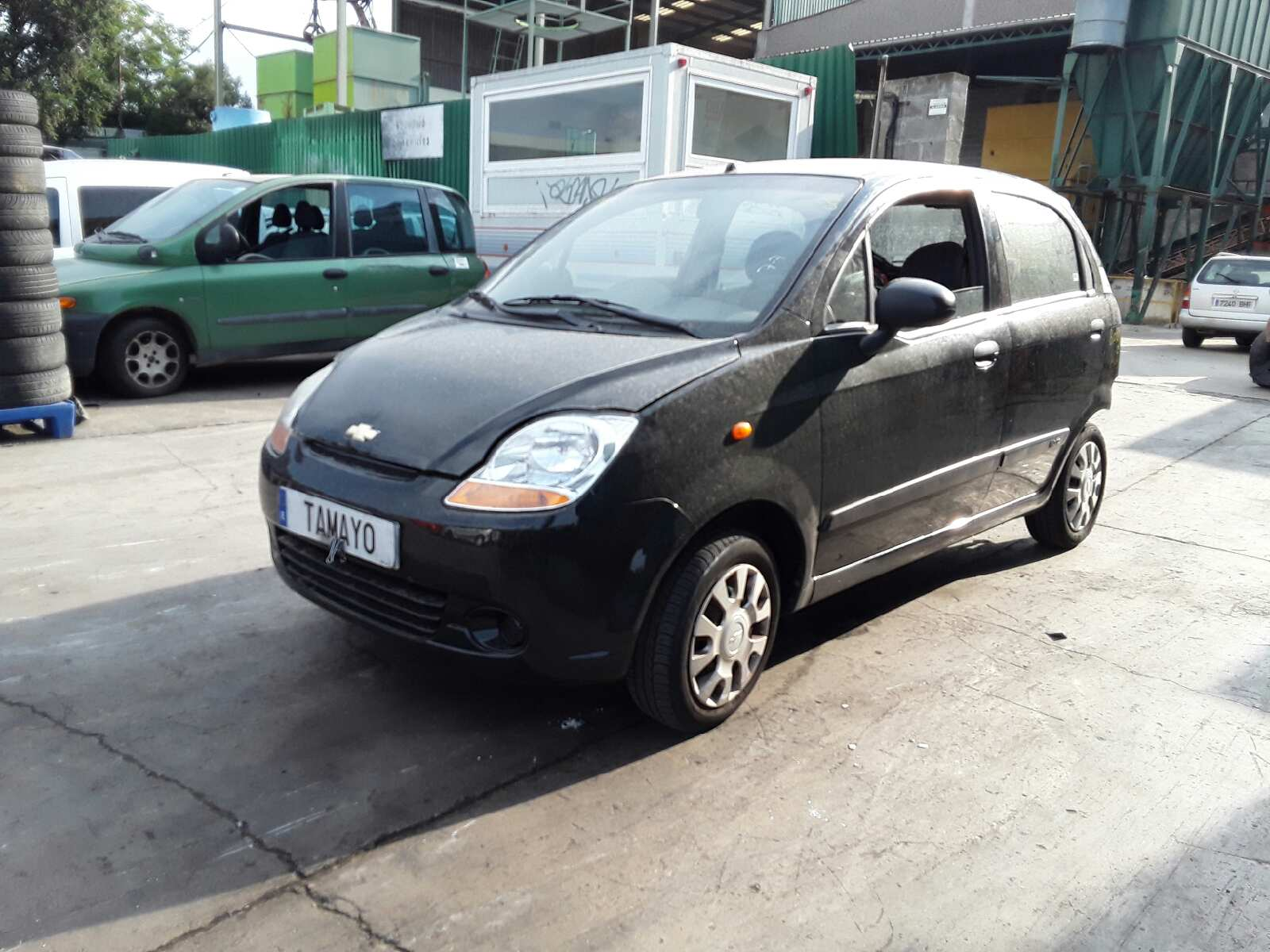 Manual Gearbox CHEVROLET, MATIZ (M200, M250) 1.0(5 doors) ...