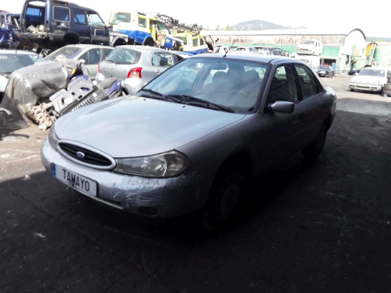 Manual Gearbox RFN FORD, MONDEO II (BAP) 1.8 TD(5 doors)