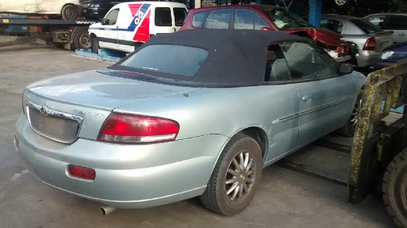 on 2004 Chrysler Sebring Convertible Parts