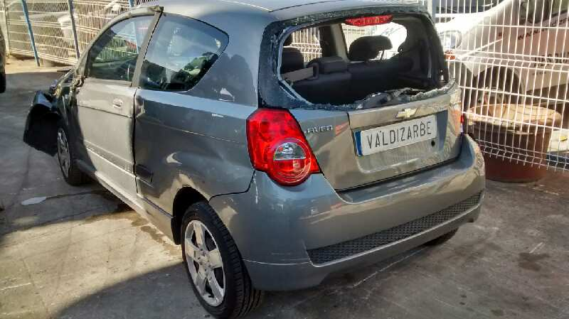 Climate Control Chevrolet Aveo Hatchback T250 T255 12 B Parts