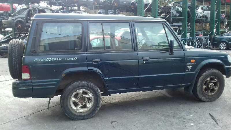 Manual hyundai galloper 2002 ram