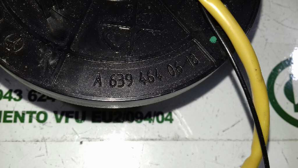 Outstanding Airbag Schleifring Mercedes Benz Vito Mixto Box W639 111 Cdi Wiring Database Lotapmagn4X4Andersnl
