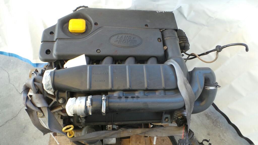 Motor Land Rover Freelander  L314  2 0 Td4 4x4