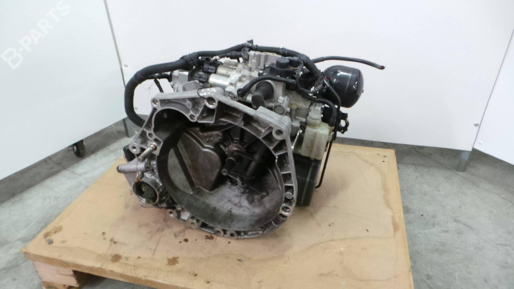 Automatic Gearbox Fiat Idea 350 14 16v 10544 Fuse Box 95hp 843 A1