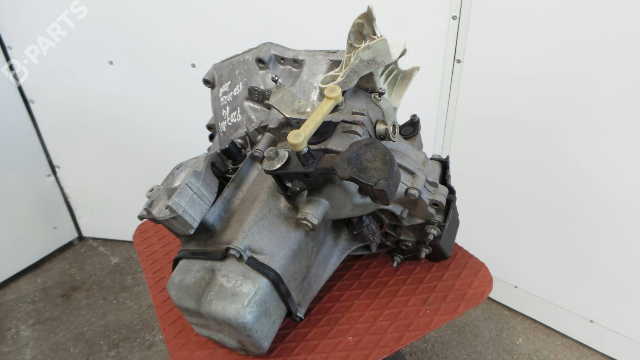 Manual Gearbox Peugeot 207 Wa Wc 14 Hdi 10908 Fuse Box Water 20cq55 68hp